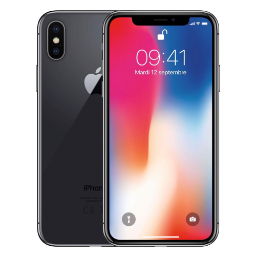 iPhone X Gris sidéral 256 Giga