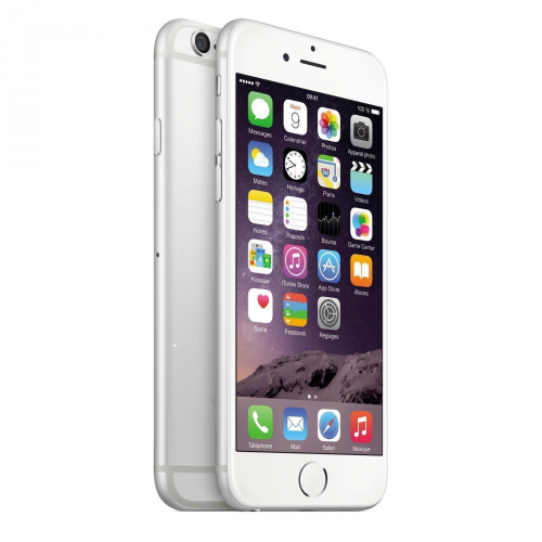 iPhone 6 Plus 64 GB Plata