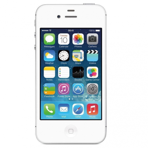 iPhone 4s 16 GB Blanco