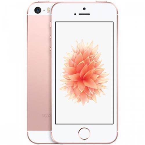iPhone SE 64 Go or rose