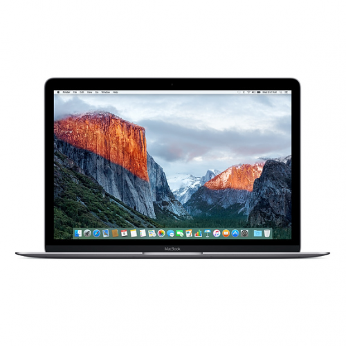 Macbook Pro 512GB Gris 15.4""
