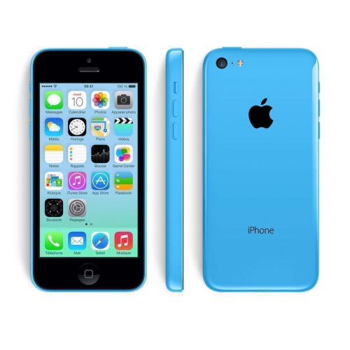 iPhone 5C Bleu 16go