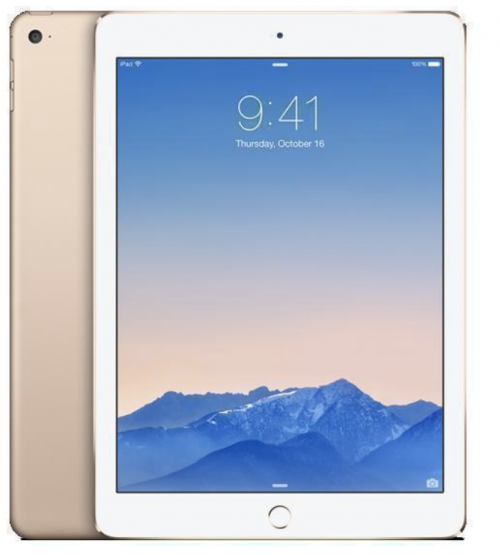 iPad Air 2 128GB Plata