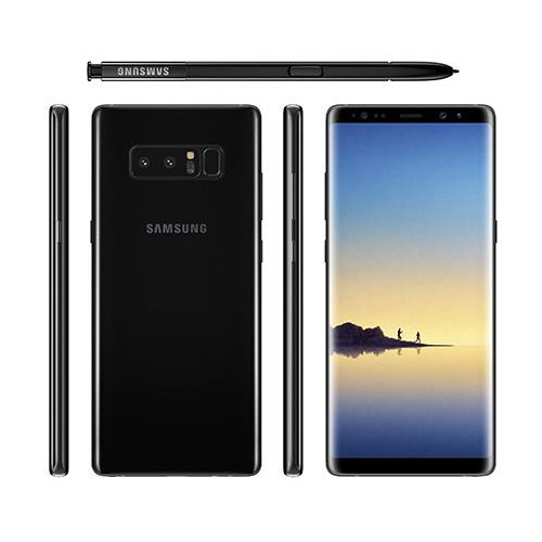 Galaxy note 8 64 Go Noir