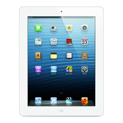 iPad 3 16Gb Wifi Plata