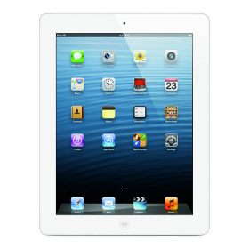 iPad 4 16Gb WIFI Plata