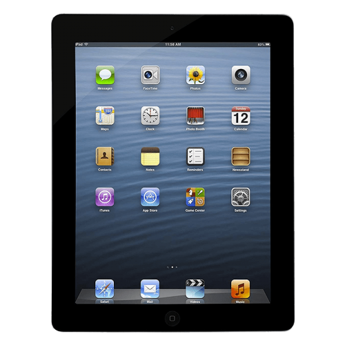 iPad 4 64 GB Wifi