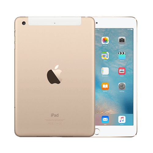 iPad Mini 3 64Gb Oro