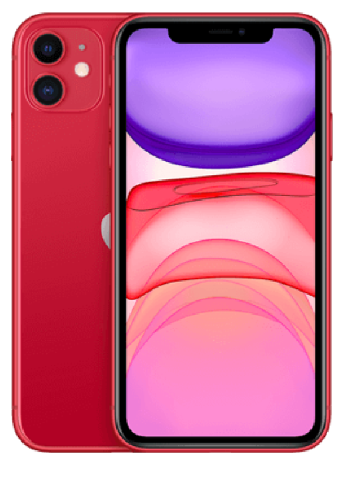 iPhone 11 64 Go Rouge