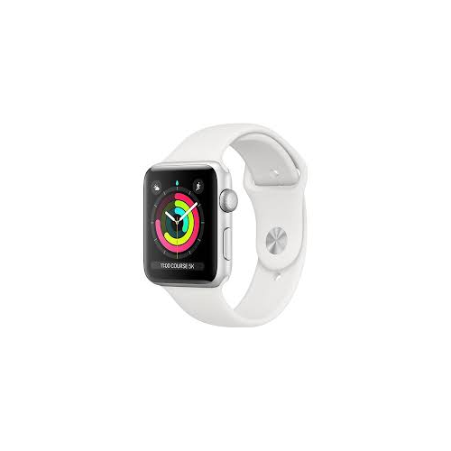 Apple Watch Series 3 38mm Plata