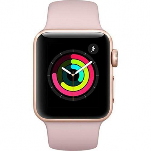 Apple Watch Series 3 38mm Rosa