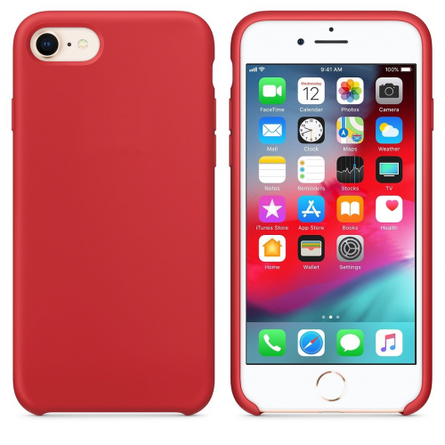 Funda premium roja - iPhone 7/8
