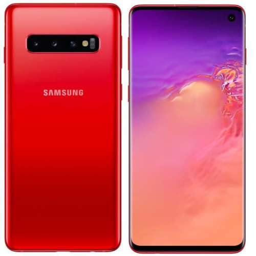 Samsung Galaxy S10 Rouge