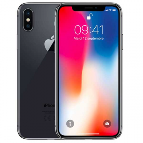 iPhone X 64 Gb Gris espacial