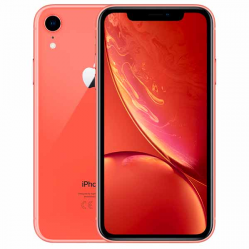 iPhone XR 64 Go Corail