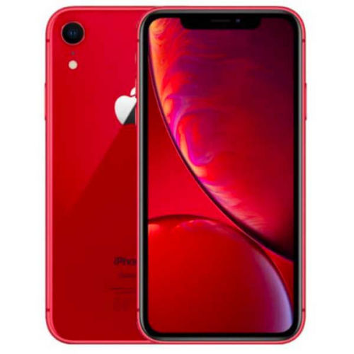 iPhone XR 64 Gb Rosso