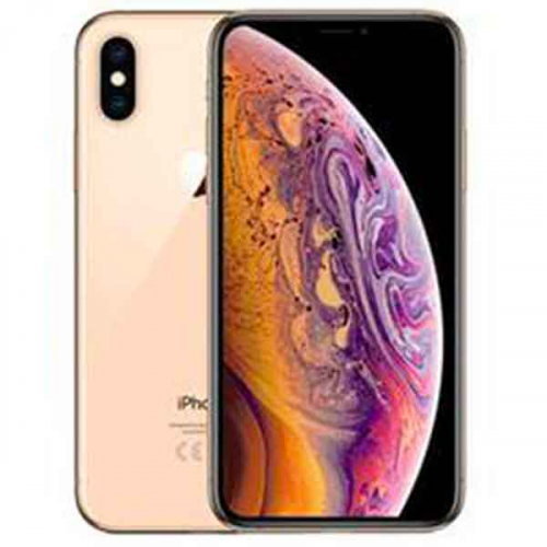 iPhone XS 512 Go Or
