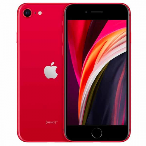 iPhone SE 2020 64gb Rojo